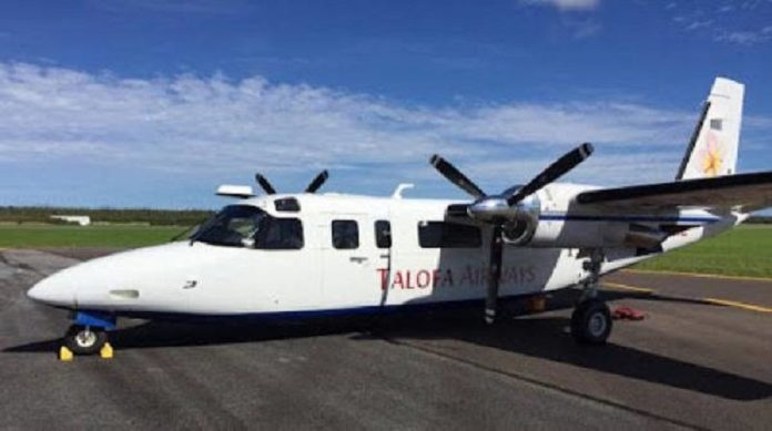 talofa aircraft expected to touch down in tonga this. Black Bedroom Furniture Sets. Home Design Ideas